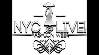 """NYC Live! @ Fashion Week"" Spring/Summer 2022 Fashion Showcase (Season 12) - 6:30 Showcase"