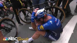 Tour de France 2021: Stage 4 extended highlights | Cycling on NBC Sports