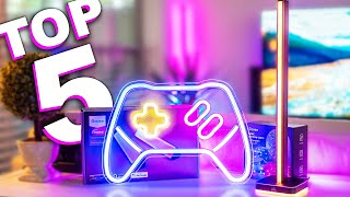 Top 5 RGB Accessories to Upgrade Your Gaming Room Setup