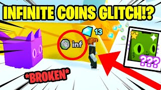 😱 THIS GETS YOU INFINITE COINS IN 1 SECOND.... (GLITCH) | Pet Simulator X