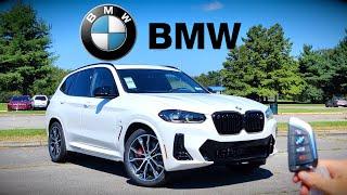 2022 BMW X3 M40i // BIG REFRESH to BMW's #1 Product!
