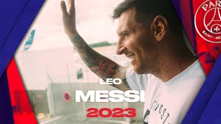 🎥  LEO MESSI,  DAY 1!  🔴🔵 #PSGxMESSI