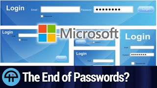 TWIET Clip: Microsoft Says You Don't Need Your Password Anymore