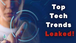 Tech Trends | Artificial Intelligence | Technology Trends 2021