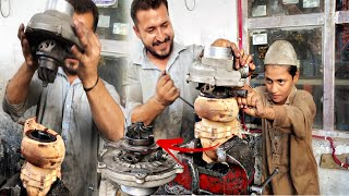 Repaired a lost turbo |  how to fix a turbo | Amazing thing Technology #1
