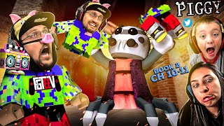 Roblox Spider Piggy Can't Find his WHITE KEY! (Book 2 Ch. 10-11 Temple & Camp Gameplay)