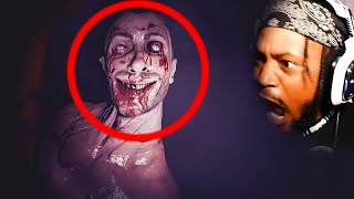 WARNING: STAY AWAY FROM THIS MAN   3 Scary Games #6