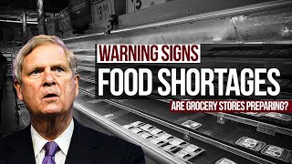 FOOD SHORTAGE COMING SOON | Grocery Stores Prepare for Fall
