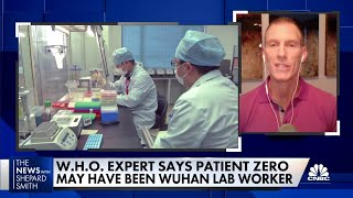 Covid-19 patient zero may have worked at a lab in Wuhan, China