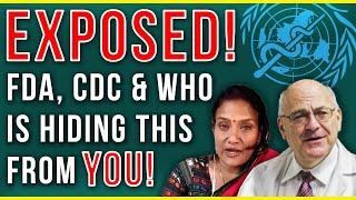 EXPOSED! FDA, CDC & WHO is hiding this from you? | Dr Paul Marik FLCCC - Vijaya Viswanathan