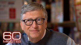 Bill Gates: The 2021 60 Minutes interview