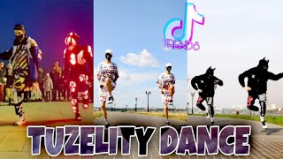 TUZELITY DANCE || RECOPILACION TIKTOK 2021 🔥