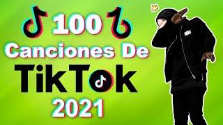 100 CANCIONES de TIKTOK que NO SABÍAS el NOMBRE 2021