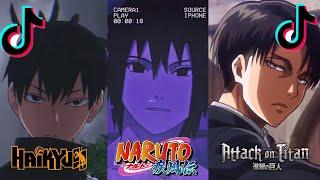 #anime  Anime TikTok edits || TikTok compilation [part 1]
