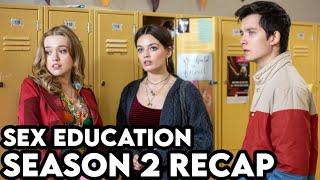 Sex Education Season 2 Recap | Netflix Series Explained