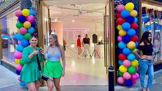 London Oxford Street, Regent Street, Carnaby Street - September 2021 - London Walk - 4k HDR